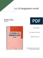 """Diaz Esther """"La Ciencia y el imaginario social"""""""