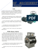 Rotary Airlock Feeders | Mechanical Engineering | Materials