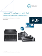 Network Virtualization With Dell Infrastructure and VMware NSX V2