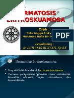 dermatosis eritroskuamosa,