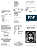 Essex UMC 8/23/15 Bulletin
