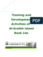Report on T&D Activities of AIBL