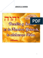 Jehová o Yhwh