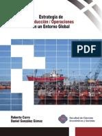 Estrategias de operaciones en un entorno global