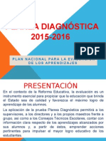 Diapositivas PLANEA DIAGNÓSTICA