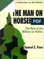 [Samuel_E Fine) The Man on Horseback.pdf
