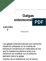GALGAS EXTENCIOMETRICAS 23