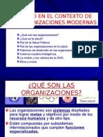 15-QUINCEAVA CLASE-LA SALUD EN EL CONTEXTO DE LAS ORG. MODERNAS-12NOV14.ppt