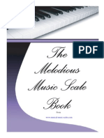 The Melodious Music Scale Book