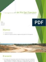 Transposición Del Rio San Francisco
