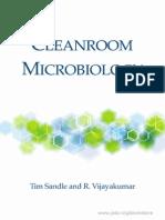 Cleanroom Microbiology
