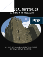 Medieval Mysteries Role Playing Game (7577274)