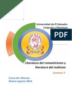 Material semana 5 de [Lenguaje y literatura] [Literatura del romanticismo y literatura del realismo] versión pdf.pdf