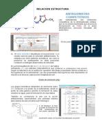 Relacion Estructura Actividad Sulfametoxazol