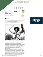 Estética Da Fome_ 50 Anos - Instituto Moreira Salles