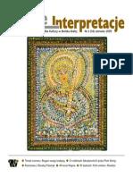 Relacje-Interpretacje Nr 2 (14) Czerwiec 2009_pdf