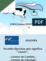 Present. Huayra