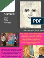 Akiane Kramarik una niña prodigio