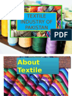 textile industry pak