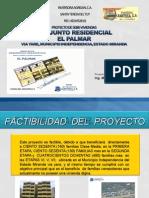 """presentacion de ventas"""" Conjunto Residencial El Palmar (Edif)"""