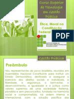 2 - Etica Na Constituicao Brasileira