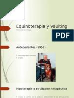 Equinoterapia y Vaulting