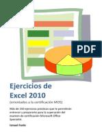 Ejercicios Excel 2010
