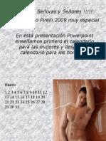 pirelli 2009