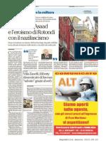 23.8.2015, 'Villa Zanelli, Il Liberty Dimenticato Di Savona ''Salvato'' Grazie Al Web', La Repubblica