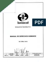 ICA GRAL-M-03 R1 Manual de Derechos Humanos