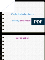 General Color Tests for Carbohydrates-2