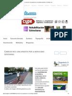 Carriles Bici_ Una Apuesta Por La Movilidad Sostenible _ CivilGeeks