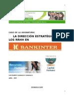 El caso Bankinter. Luis Ramon Caraballo