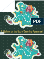 Ordering Agreement