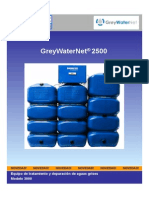 GreyWaterNet 2500 - Ficha Te-cnica Schutz
