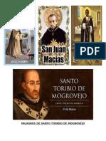 Milagros de Santo Toribio de Mogrovejo