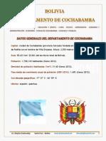 Cochabamba Bolivia Esp