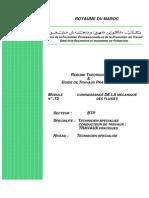 M15 - Connaissance de La Mécanique Des Fluides - BTP-TSCTTP_2 FFF