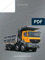 Daimler Q2 2015 Interim Report