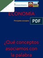 8 Economia Principales Conceptos