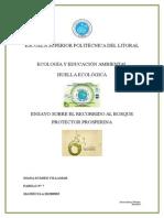 Ensayo-Bosque Protector Prosperina