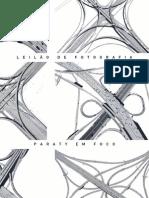 Catálogo do Leilão Paraty Em Foco 2015
