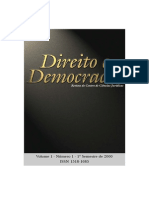 Direito e Democracia - ULBRA