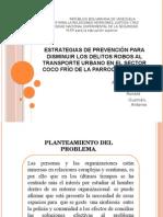 Presentación (Robos en el Transporte de Coco Frío).pptx