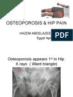 1-22 Osteoporosis & Hip Pain