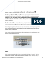 Pré-dimensionamento de Estruturas II