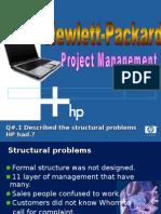 14939677 Management HP Case Study Ppt