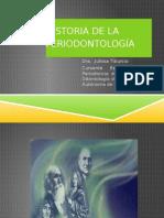 historia de la periodontologa