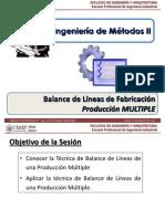 T0.0 - IM II - USMP - Balance de Líneas de Fabricación - Producción Múltiple