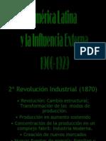 América Latina y La Influencia Externa